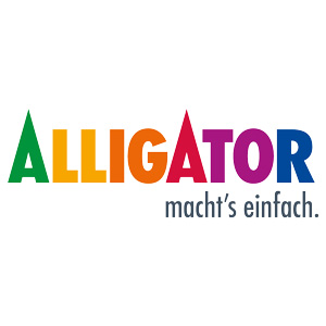 Logo Alligator Farben